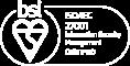 information security management white logo ISOIEC-27001